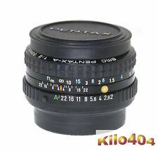 SMC Pentax A 50mm 1:2 * MANUALE * TOP * Digital * k-1 * k-70 * KP * k-3 * k-5 *