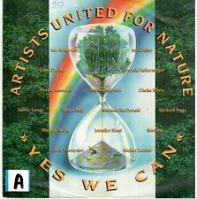 """<119-05> 7"""" Single: Artists United For Nature - Yes We Can"""