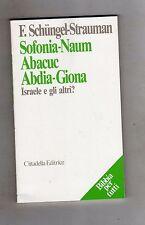 bibbia per tutti -sofonia-naum-abacuc-abdia-giona - f.schungel-strayutman-nuovo