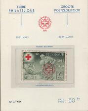 België 1939/1941 - Privé uitgiften   OBP PR44/PR44A en 496/03