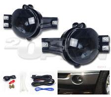 OE STYLE FOG LIGHTS PAIR SMOKE LAMPS SWITCH HARNESS FOR 02-09 RAM 04-06 DURANGO