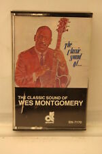 The Classic Sound Of Wes Montgomery, Audio Cassette