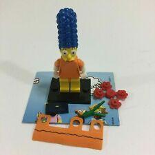 The Simpsons Lego Minifigure Marge Simpson *ORIGINAL PACKING*