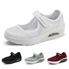 Women's Running Shoes Breathable Tennis Fitness Trainers Sneakers Casual Sport B