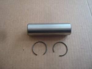 kawasaki 900Z1 Z1A Z1B A4  axe + 2 clips de piston