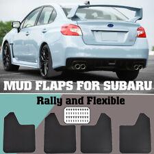 XUKEY Mud Flaps Splash Guards Mudguards For Subaru Forester XT BRZ Legacy XV