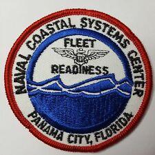 U.S. Navy naval coastal Systems Center panama city florida Patch Patch