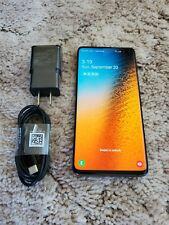 Samsung Galaxy S10+ SM-G975U - 512GB - Ceramic Black (T-Mobile)