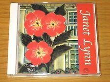 Tainted Rose by Janet Lynn (CD, May-2002, Southland) USED BLUES CD / VERY GOOD