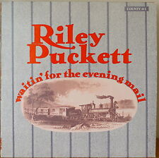 RILEY PUCKETT: Waitin' for the Evening Mail-M1978LP