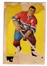 1X MAURICE ROCKET RICHARD 1960 61 Parkhurst #45 P Montreal Canadiens