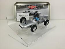 Slot car Cartrix 0970 Porsche 804 F1 #30 Gp France (Rouen) 1962 Dan Gurney