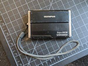 Olympus Camera Stylus 1050 SW 10.1 megapixel water resistant