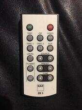 new Nad ZR 3