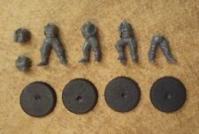 Imperial Guard Catachan Command Legs and Body Bits