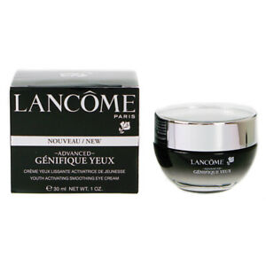 Lancome Genifique Eye Cream Yeux Youth Activating Smoothing 30ml Anti Ageing