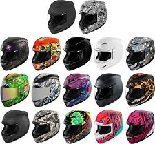 Icon Airmada Helmet - Full Face Motorcyle Street Bike Riding Race DOT ECE