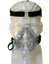 BIPAP/CPAP Full Face Mask  Medium size   For RESMED and Philips Respironics