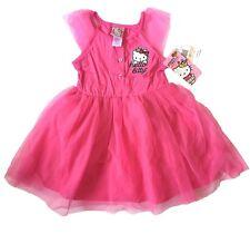 NEW~ Evy HELLO KITTY Princess Lollipop Girl's Size 2T Dress Sanrio