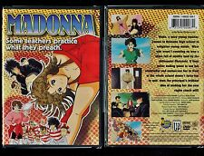 Madonna - (Brand New Anime DVD 2002) - Rare, Out Of Print