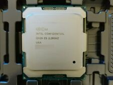 Intel Xeon Processor QH26 E5-2697 V4 ES 2.2GHz CPU 18-Core LGA 2011-3 X99 C612