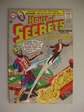 House Of Secrets #71 VG Giant Who Once Ruled Earth