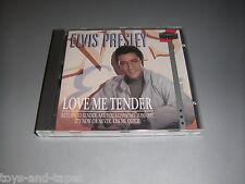 CD Presley Elvis - Love me tender