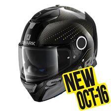casque casco helmet intégral Shark SPARTAN CARBON CLIFF taille S 55 56