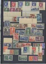 1938 COMPLETE LUXE AVEC DE NOMBREUX COINS Datés