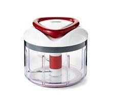 Zyliss Easy Pull Manual Food Processor 750 ml Chopper Cutter Blender Pesto Salsa