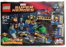 Lego Marvel Super Heroes 76018 Vengadores: Hulk Lab Smash Sellado