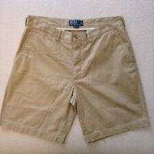 RL Ralph Lauren bermuda pantaloncini uomo cotone chino consistente W36 IT52