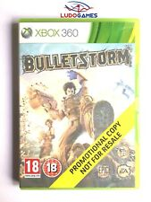 Bulletstorm Xbox 360 Nuevo Precintado Promo Sealed Retro Brand New PAL/UK