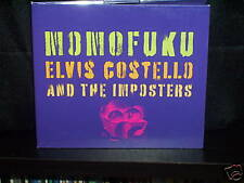 ELVIS COSTELLO MOMOFUKU - RARE AUSTRALIAN DIGIPACK  CD SINGLE NM