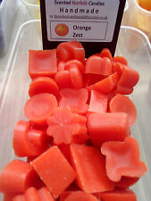 100 FRUITY Mixed Scented Wax Melts ,can use in most melt burners