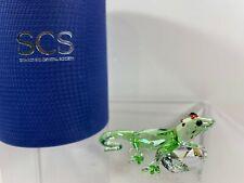 Swarovski SCS Crystal Gecko Event Piece 2008 - 905541