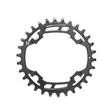 Platos y coronas negras para bicicletas 94mm