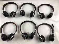 Lot of 6 Jabra Evolve 65 Stereo Headset 6599-823-309