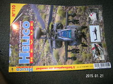 Helico Revue n°110 Helico de combat SwissDrones Tiger EC 665 Vario