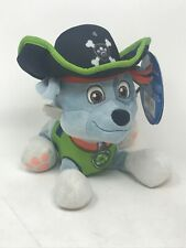 Paw Patrol Pirate Pups Rocky Exclusive 8-Inch Plush