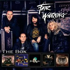 Fair Warning - Box [New CD]
