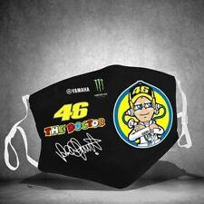 Valentino Rossi 46 The Doctor Bike Cloth Mask