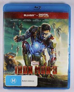 Iron Man 3 Blu Ray FREE Post