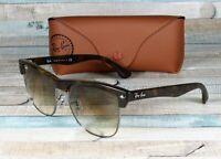 RayBan RB4175-878/51 CLUBMASTER OS SHINY HAVANA brown 57 mm Men's Sunglasses