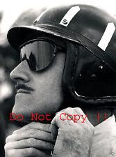 Graham Hill BRM fotografía de retrato F1 1
