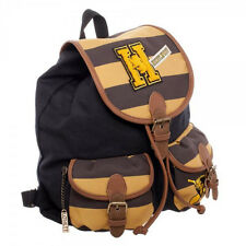 Official Harry Potter Hufflepuff Knapsack Bag Mini Backpack Satchel