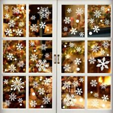 Christmas Wall Stickers Glass Window Sticker Christmas Decorations New Year Gift