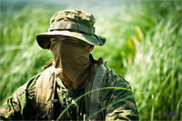 Russian Army bandana ATACS//FLECTARN-D//BORDERGUARD//RED FLEC
