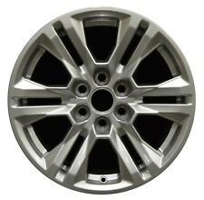 "NEW 17"" GMC Canyon 2019 Factory OEM Rim Wheel 5871 Silver"