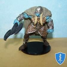 Frost Giant - Dungeons Deep #30 Pathfinder Battles D&D Miniature